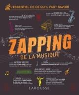 Le zapping de la musique - Gérard DENIZEAU - Livre - laflutedepan.com