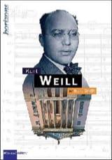 Kurt Weill - Bruno GINER - Livre - Les Hommes - laflutedepan.com