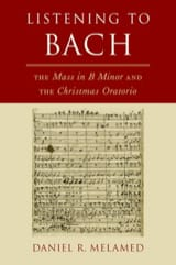 Listening to Bach - Daniel MELAMED - Livre - laflutedepan.com
