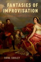Fantasies of improvisation - Dana GOOLEY - Livre - laflutedepan.com