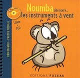 Collectif - Noumba discovers ... the wind instruments - Book - di-arezzo.com