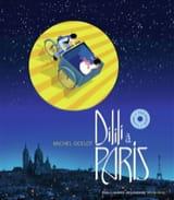 Dilili à Paris Michel OCELOT Livre Contes musicaux - laflutedepan.com
