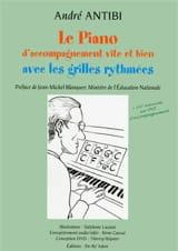 Le piano d'accompagnement vite et bien avec les grilles rythmées - laflutedepan.com