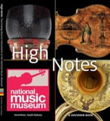 High notes : a souvenir book - Collectif - Livre - laflutedepan.com