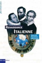 La Renaissance italienne COLLECTIF Livre laflutedepan.com
