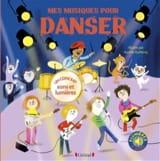 Mes musiques pour danser Aurélie GUILLEREY Livre laflutedepan.com