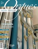 Orgues Nouvelles, n° 43 - Hiver 2019 Revue Livre laflutedepan.com