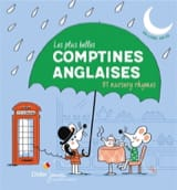 Les plus belles comptines anglaises : 31 nursery rhymes laflutedepan.com