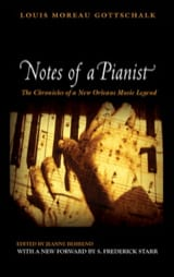 Notes of a pianist (Livre en anglais) - laflutedepan.com