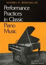Performance Practices in classic piano music laflutedepan.com