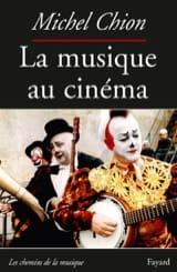 La musique au cinéma Michel CHION Livre Les Arts - laflutedepan.com