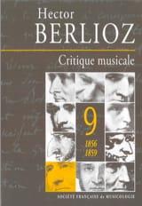 Hector BERLIOZ - Musikkritik, vol. 9 - 1856 - 1859 - Buch - di-arezzo.de