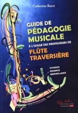 Guide de pédagogie musicale à l'usage des professeurs de flûte traversière laflutedepan.com