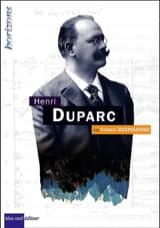 Henri Duparc Franck BESINGRAND Livre Les Hommes - laflutedepan.com