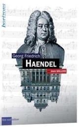 Georg Friedrich Haendel Jean GALLOIS Livre laflutedepan.com