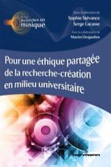 Pour une éthique partagée de la recherche-création en milieu universitaire laflutedepan.com