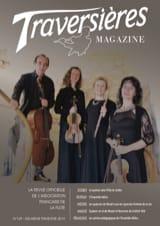 Traversières Magazine, n° 129 Revue Livre laflutedepan.com