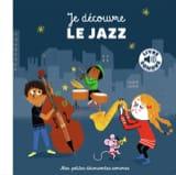 Je découvre le jazz Charlotte ROEDERER Livre laflutedepan.com