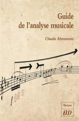 Claude ABROMONT - Guide to musical analysis - Book - di-arezzo.com