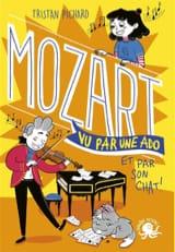 Mozart vu par une ado et son chat Tristan PICHARD laflutedepan.com