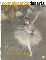 Degas à l'Opéra Revue Livre Les Arts - laflutedepan.com