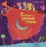 Comptines des animaux de la ferme Yves PRUAL Livre laflutedepan.com