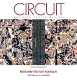 Circuit, vol. 28, n° 2 (2018) - Instrumentarium baroque laflutedepan.com
