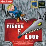 Pierre et le loup MOREL François / SALADIN Olivier laflutedepan.com