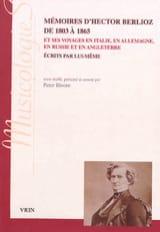 Hector BERLIOZ - Erinnerungen von Hector Berlioz von 1803 bis 1865 - Buch - di-arezzo.de