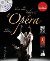 Vous allez adorer l'opéra Collectif Livre laflutedepan.com