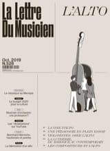 La lettre du musicien, n° 528 (novembre 2019) - L'alto laflutedepan.com