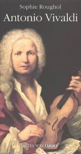 Antonio Vivaldi Sophie ROUGHOL Livre Les Hommes - laflutedepan.com