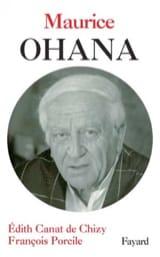Maurice Ohana CANAT DE CHIZY Édith / PORCILE Francois laflutedepan.com