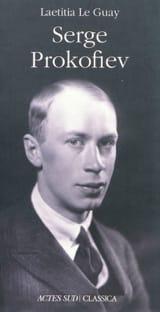 Serge Prokofiev GUAY Laetitia LE Livre Les Hommes - laflutedepan.com