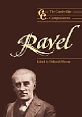 The Cambridge companion to Ravel - Deborah MAWER - laflutedepan.com
