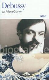 Debussy Ariane CHARTON Livre Les Hommes - laflutedepan.com