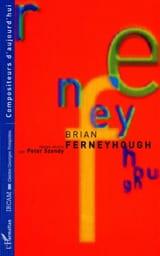Brian Ferneyhough Peter SZENDY Livre Les Hommes - laflutedepan.com