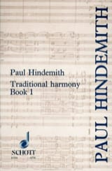 Traditional harmony : Book 1 Paul HINDEMITH Livre laflutedepan.com