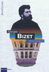 Georges Bizet Gilles THIEBLOT Livre Les Hommes - laflutedepan.com