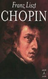 Chopin Franz LISZT Livre Les Hommes - laflutedepan.com