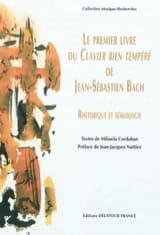 Le premier livre du Clavier bien tempéré de Jean-Sébastien Bach laflutedepan.com