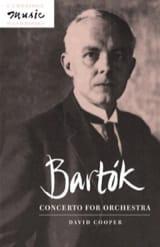 Bartók : Concerto for orchestra David COOPER Livre laflutedepan.com