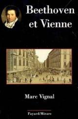 Beethoven et Vienne Marc VIGNAL Livre Les Hommes - laflutedepan.com