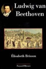 Ludwig van Beethoven Elisabeth BRISSON Livre laflutedepan.com