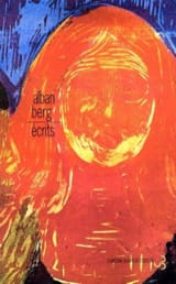 Écrits Alban BERG Livre Les Hommes - laflutedepan.com