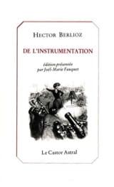 Hector BERLIOZ - Instrumentierung - Buch - di-arezzo.de