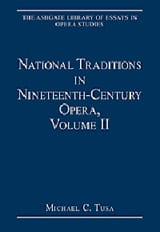 Michael C. Tusa - National traditions in nineteenth century opera, vol 2 - Livre - di-arezzo.fr