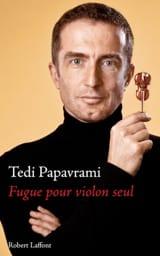 Fugue pour violon seul Tedi PAPAVRAMI Livre laflutedepan.com