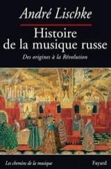 Histoire de la musique russe : Des origines à la Révolution laflutedepan.com