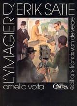 L'ymagier d'Erik Satie Ornella VOLTA Livre Les Hommes - laflutedepan